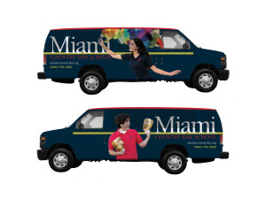 Miami Country Day Buses